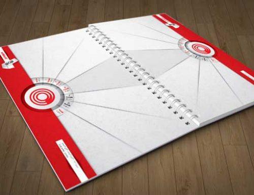 نمونه طراحی تقویم 15