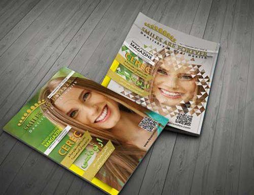 نمونه طراحی مجله پزشکی 11