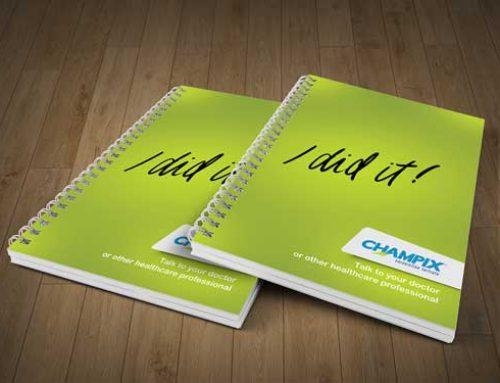 نمونه طراحی دفتر یادداشت 6